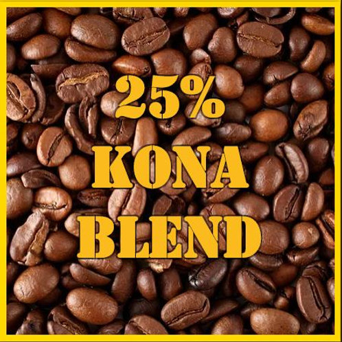 Half Pound Kona Blend