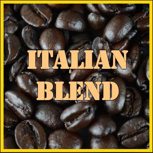 1 lb. Italian Blend (Espresso)