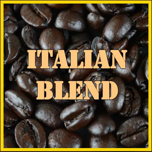 Half Pound Java Jazz Italian Blend (Espresso)