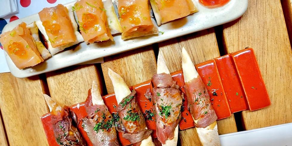 November Luncheon at Tomatito