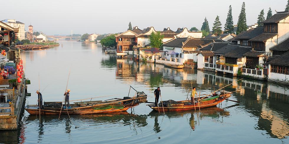 DAY TRIP: Zhujiajiao Water Town with Gang of One