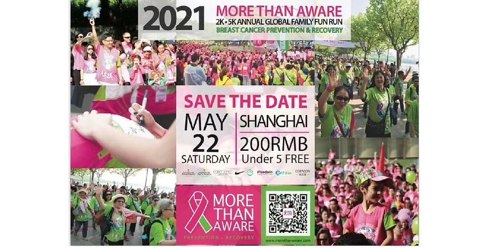More than Aware Annual Global Family Fun Run