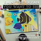 Ocean art work June 13