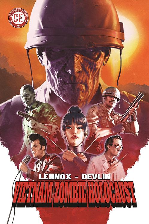 Vietnam Zombie Holocaust Graphic Novel Pre-Order