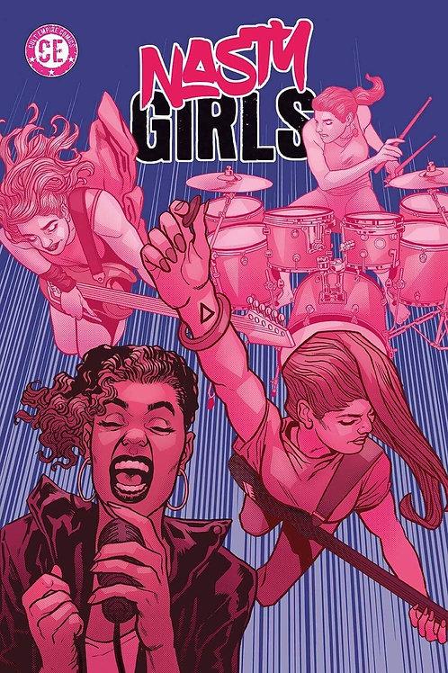 Nasty Girls Vol 1 Graphic Novel Variant Cover