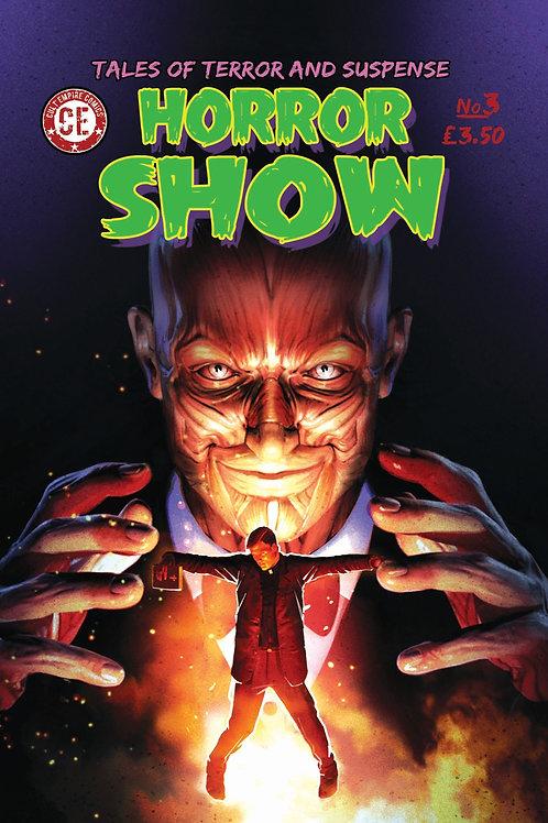 Horror Show #3 Pre-Order