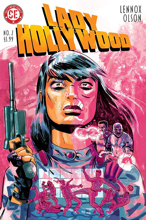 Lady Hollywood #2 Regular Cover