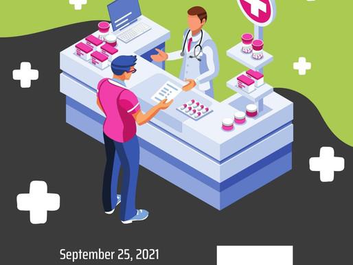 World Pharmacist Day | 25th September 2021