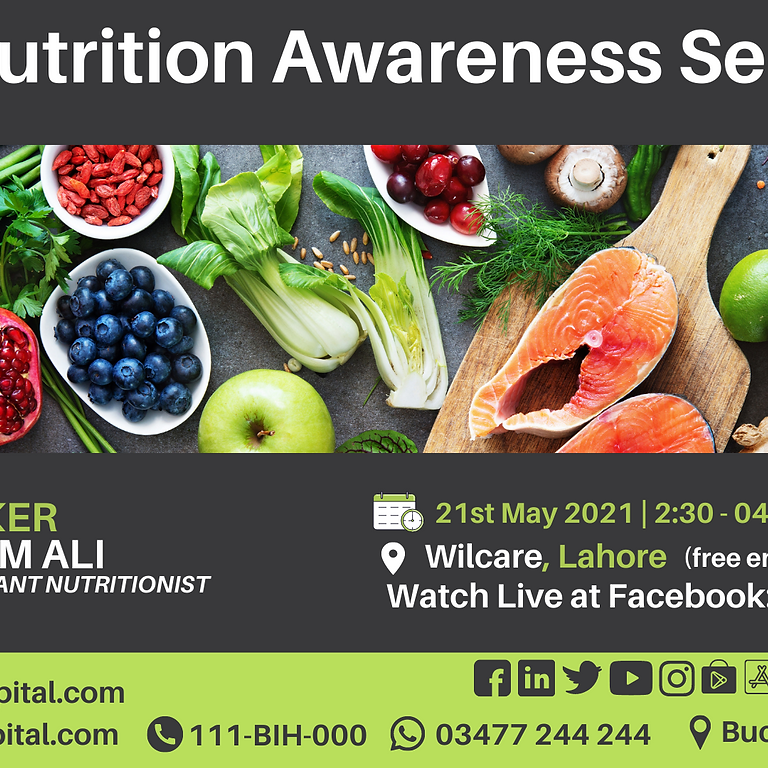 Nutrition Awareness Seminar