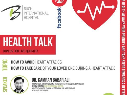 BIHtalk | Health Talk | Live
