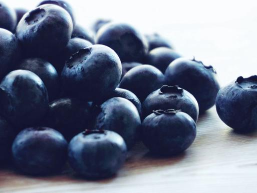 Blueberries help prevent memory loss!