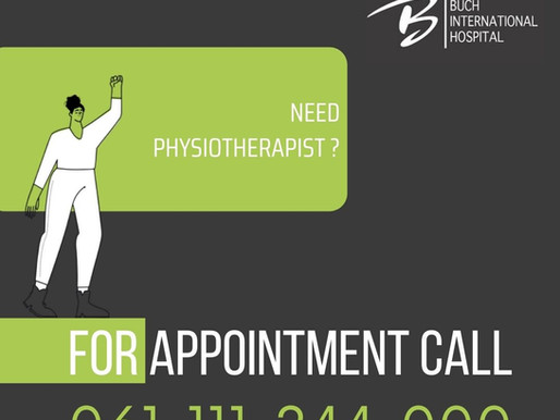 Need Physiotherapist?
