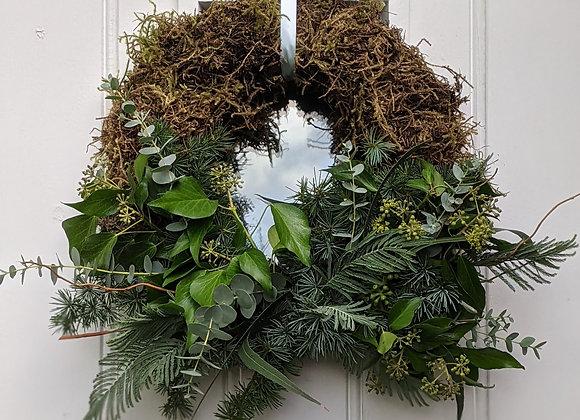 The 'Last Christmas' wreath - Small