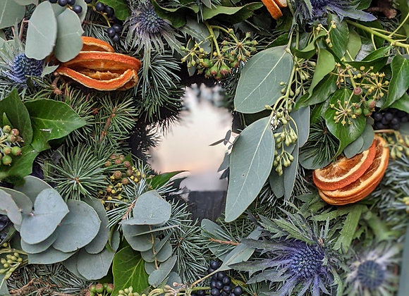 The 'Deck the Halls' Wreath Kit - Large