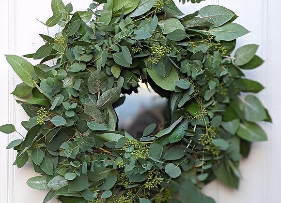 The 'Winter Wonderland' Wreath - Large