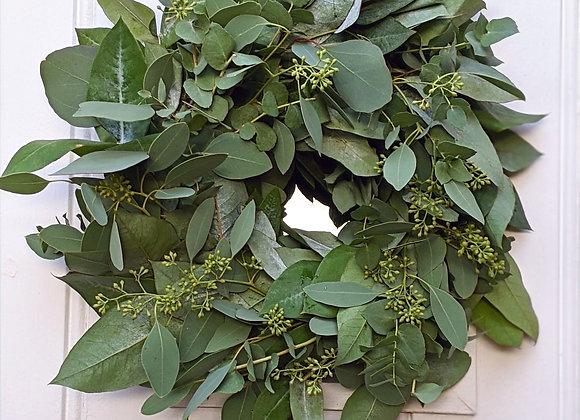The 'Winter Wonderland' Wreath - Small