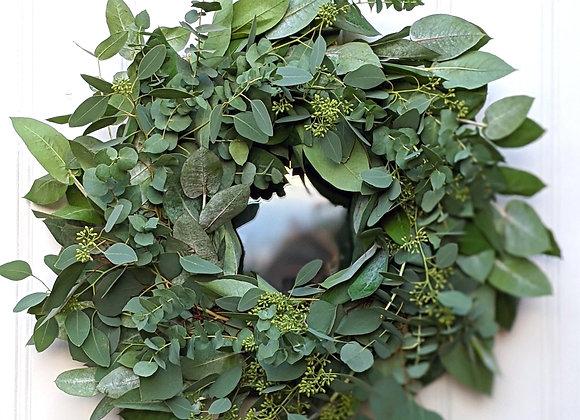 The 'Winter Wonderland' Wreath Kit - Large