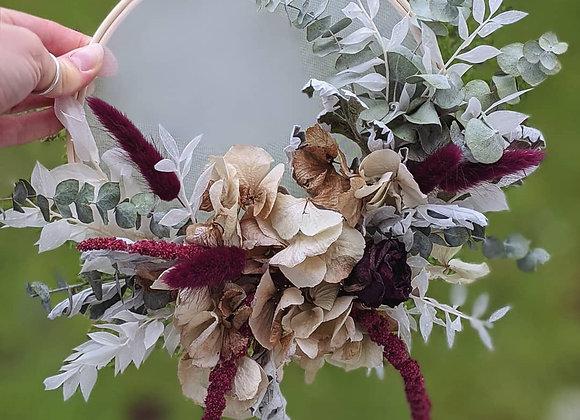 Dried Flower Hoop - Large