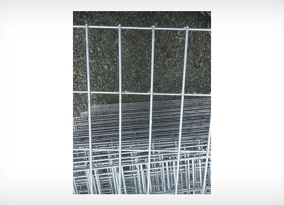 Welded Mesh Panels (Galvanized Steel)