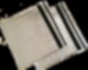 מעטפות תרמיות פאוץ תרמי כסופות בועות מדופנות