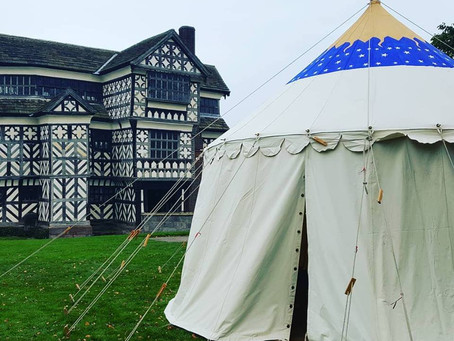 Amicorum at Little Moreton Hall 2018