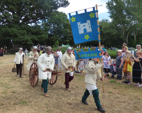 Spetchley Gardens multi period event