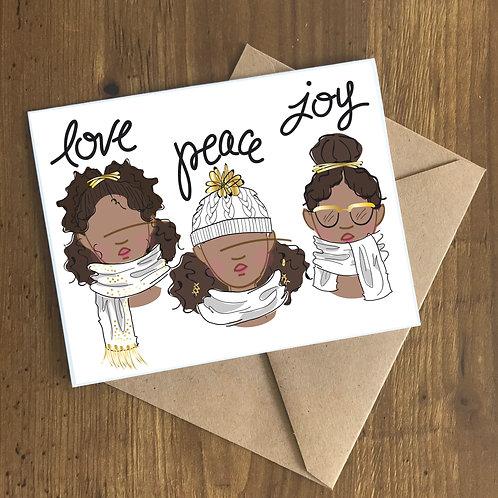 Love, Peace, Joy Holiday Bundle