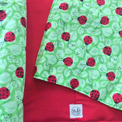 Ladybug Red Spandex