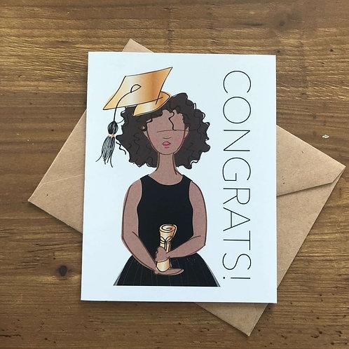 Congrats Ms. Grad