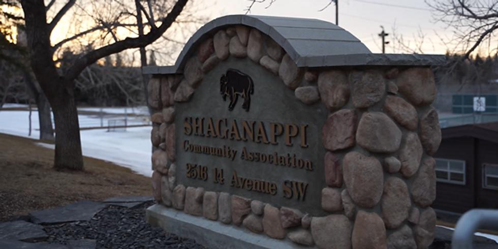 Shaganappi Community Association AGM (Virtual)