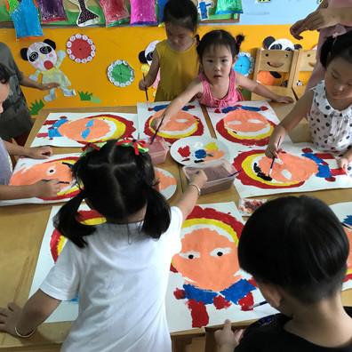 Preschool Ambassadors Visit China!