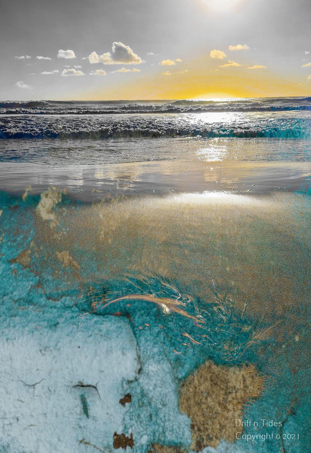 Drift n Tides Australian Art - Take 3 for the Sea
