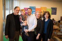 Foglio with Drs. Walkley and Wasserstein