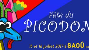 15/07/17 : Fête du Picodon à Saoû (26)