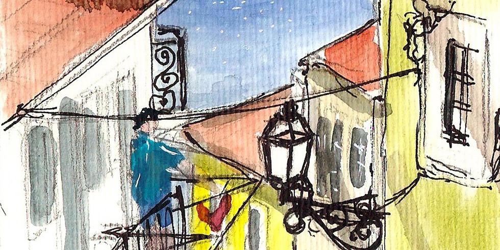 Stage Carnet de Voyage à Lisbonne
