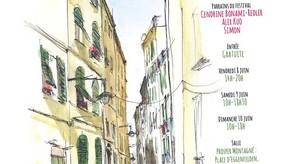 Festival du Carnet de Voyage à Carcassonne
