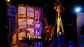 23/09/17 : Concert dessiné dans le jardin, ALLEVARD (38)