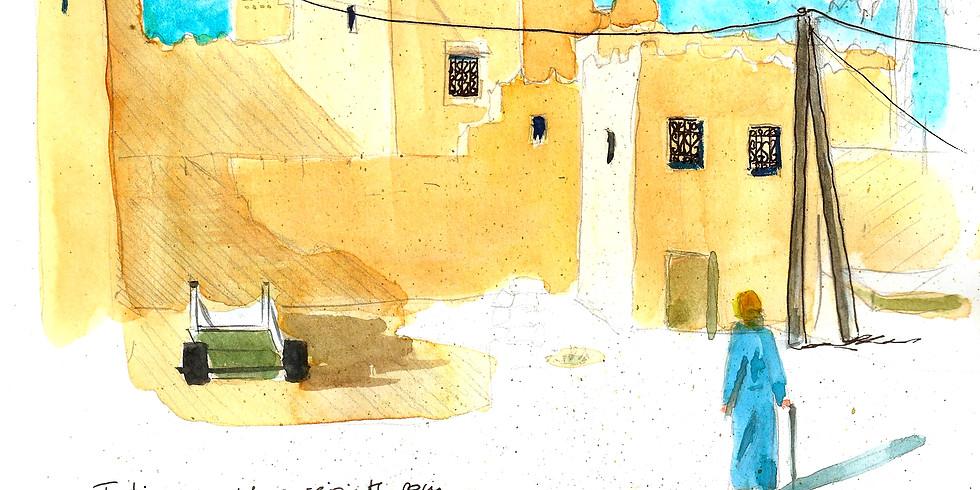 Stage Carnet de Voyage au Maroc