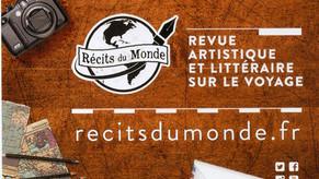 """""""Saône-Art"""" dans Récits du Monde!"""