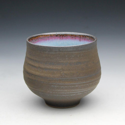 Stoneware tea bowl