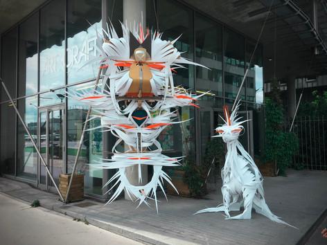 Exposition Vincent Tiercin Galerie