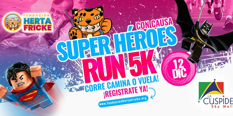 Súper Héroes Run 5KM