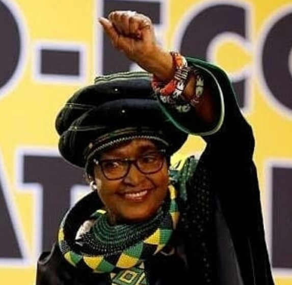 Rest in Light and Power Mama Winnie Madikizela-Mandela