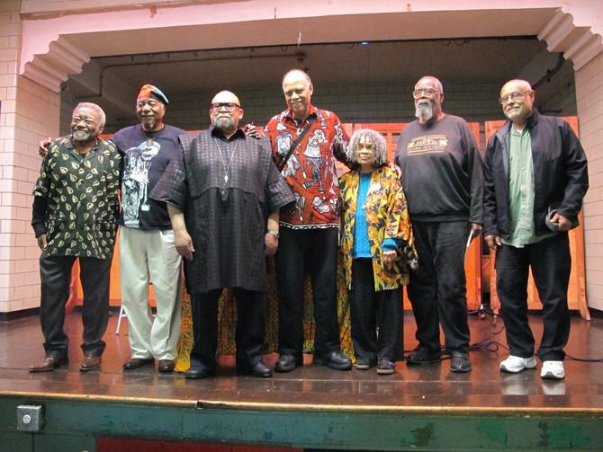 Black Cultural Artivist Gather /Chicago