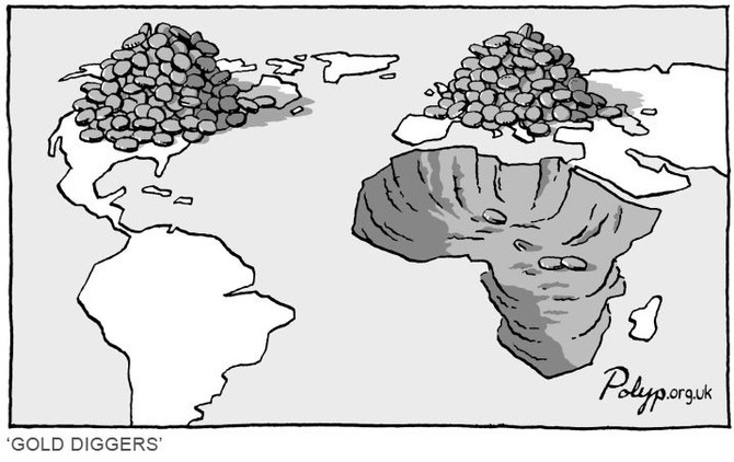 US Imperialism is the Real Hole that Stinks: It's Revolution That Will Clean up the Funk!