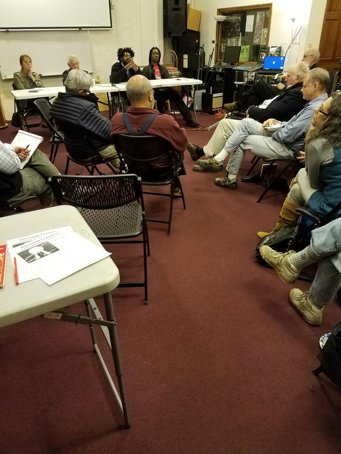 Boston Socialist School hold forum on: The Russian Revolution and the Black Liberation Movement