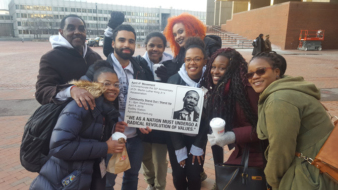 Boston Youth Organizing to Commemorate 50th Anniversary of Dr. King's Assassination