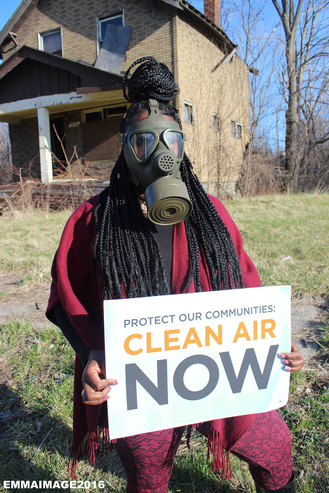 Environmental Justice:  A key Battlefront in organizing a National Assembly for Black Liberation.