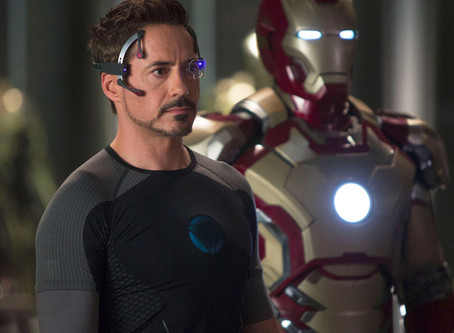 Iron Man Aiming to Help Clean Up the Environment Using Technology