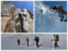 guide montagne pyrénées luchon aneto topo